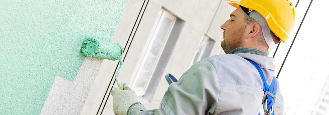 Choisir le type de peinture à utiliser pour une façade