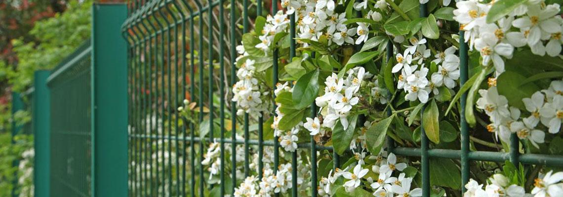 Installer votre clôture grillagée