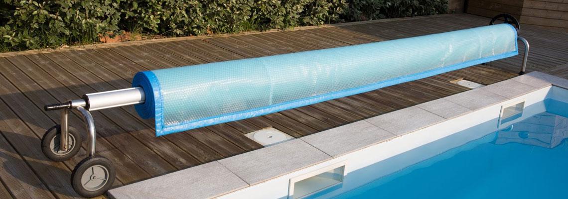 Couverture d'été pour piscine